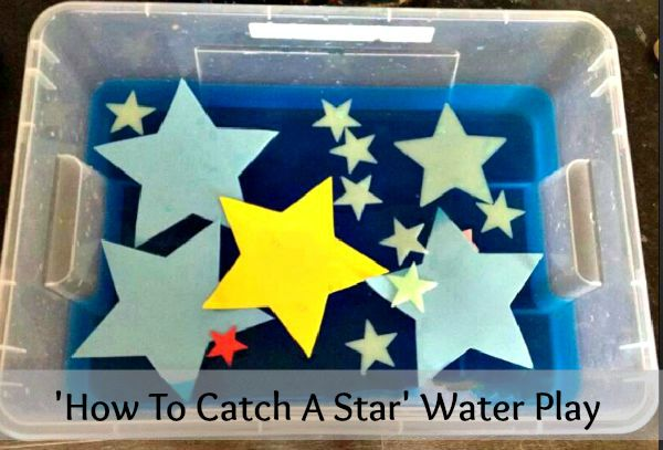 How to Catch a Star Water Play