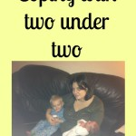 Coping with two under two