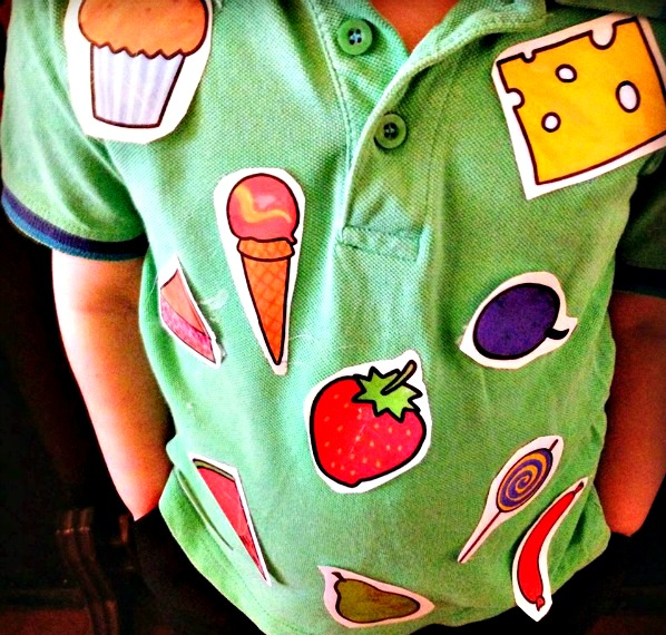 The Very Hungry Caterpillar World Book Day Costume