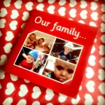 Win!! A Personalised Father's Day Photo Book