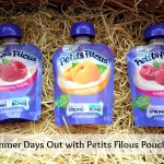 Summer Days Out with Petits Filous Pouches