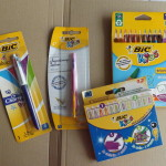 Back to School with Bic Stationery