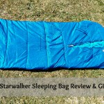 Vango Starwalker Sleeping Bag Review and Giveaway
