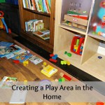 Creating a Play Area in the Home