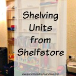 Shelving Units from Shelfstore