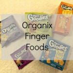 Organix Finger Foods Review