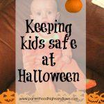 Keeping kids safe at Halloween