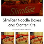 SlimFast Noodle Boxes and Starter Kits