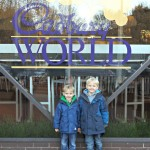 Christmas magic at Cadbury World