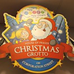 Santa's Grotto at House of Fraser
