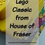 Lego Classic from House of Fraser
