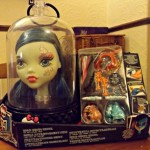 Monster High Gore-geous Ghoul Anti-Styling Head Review & Giveaway