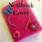 Valentine's Day Notebook Cover