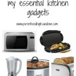 Microwaves and more…my essential kitchen gadgets