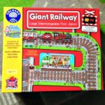 Orchard Toys Giant Railway Jigsaw