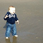 A Day at the Seaside {The Ordinary Moments}