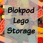 Blokpod Lego Storage Review and Giveaway