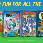 Win a Set of Family DVD's from Warner Bros