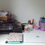 What's on my desk?