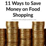 11 Ways to Save Money on Food Shopping