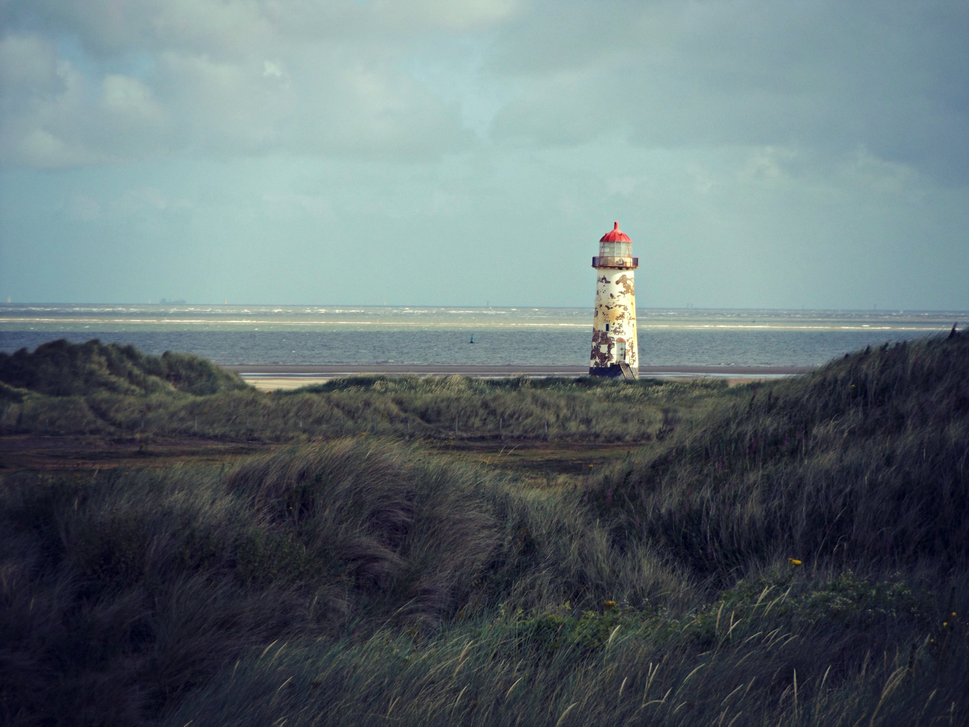 Talacre Lighthouse #MySundayPhoto | www.coffeecakekids.com