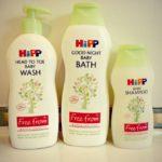 Bath Time Adventures with HiPP