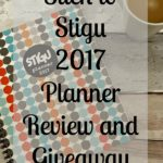 Stick to Stigu 2017 Planner | Review and Giveaway