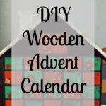DIY Wooden Advent Calendar