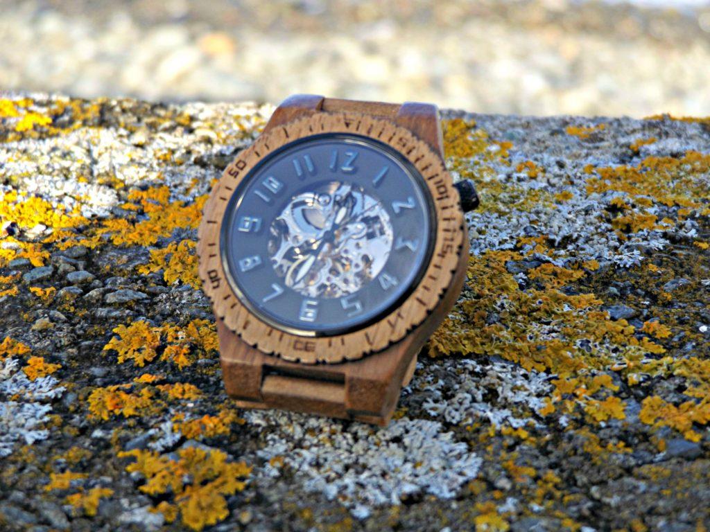 Jord Men's Wooden Watch
