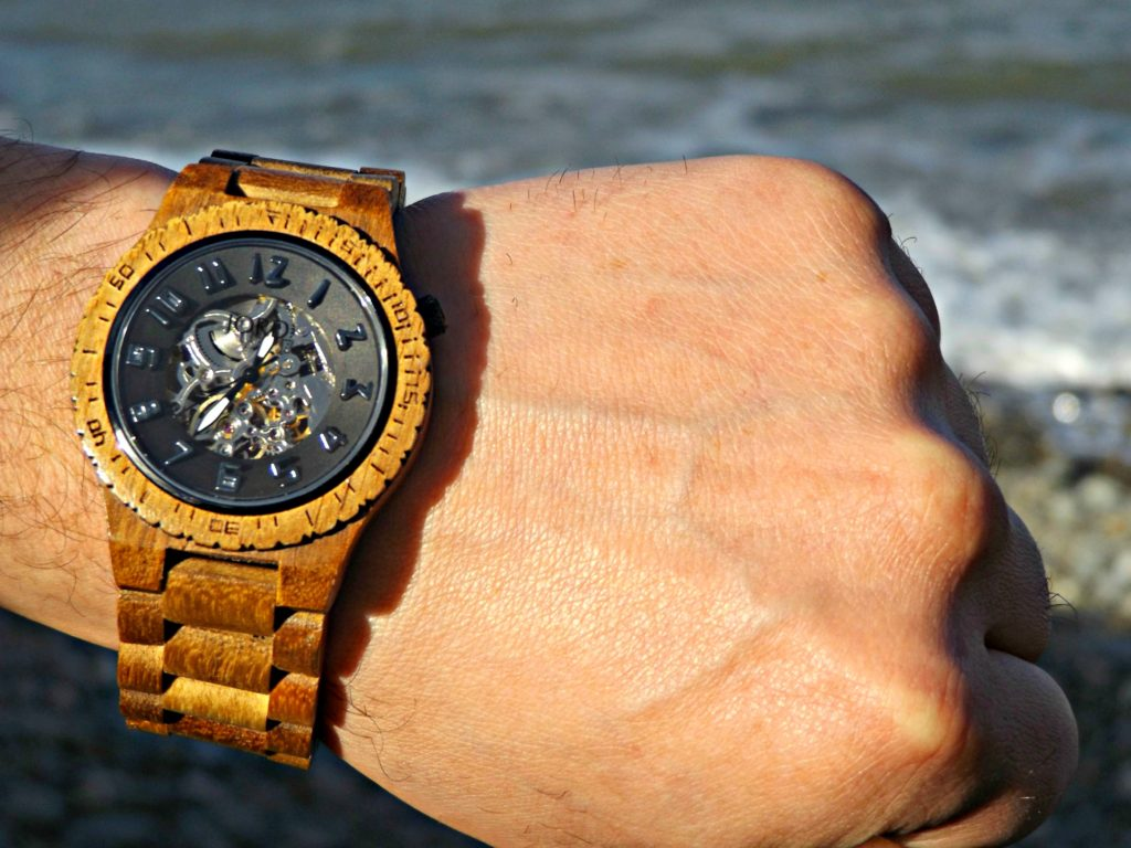 Jord Men's Wooden Watch