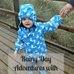 Rainy Day Adventures with HiPP Organic