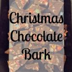 How to Make Christmas Chocolate Bark