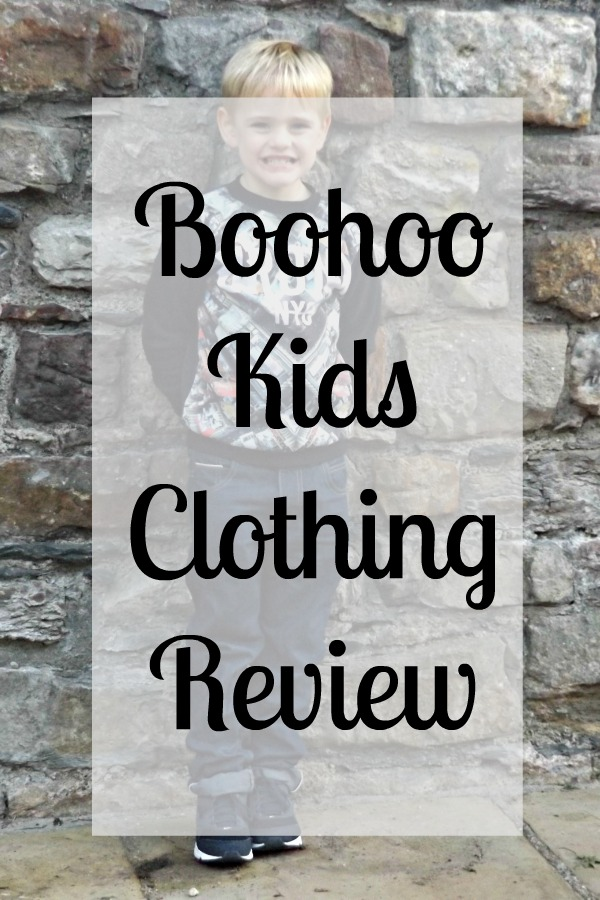 Boohoo Kids Clothing Review