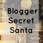 My Blogger Secret Santa Gift