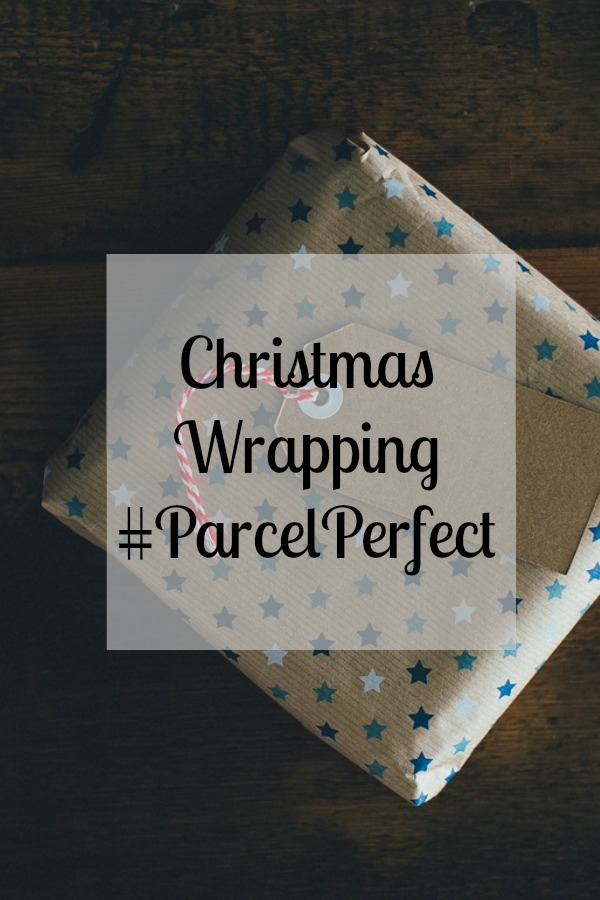 Christmas Wrapping #ParcelPerfect