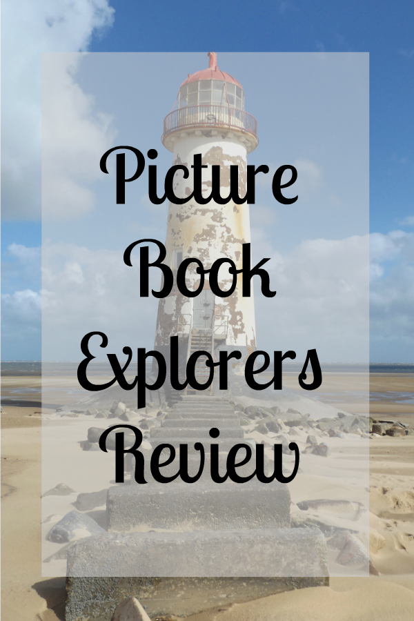 Picture Book Explorers Review | www.coffeecakekids.com