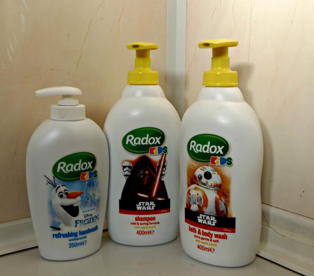 Radox for Kids Range