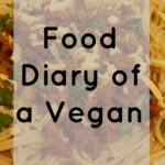 Food Diary of a Vegan