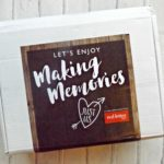 Just Us Box: Making Memories