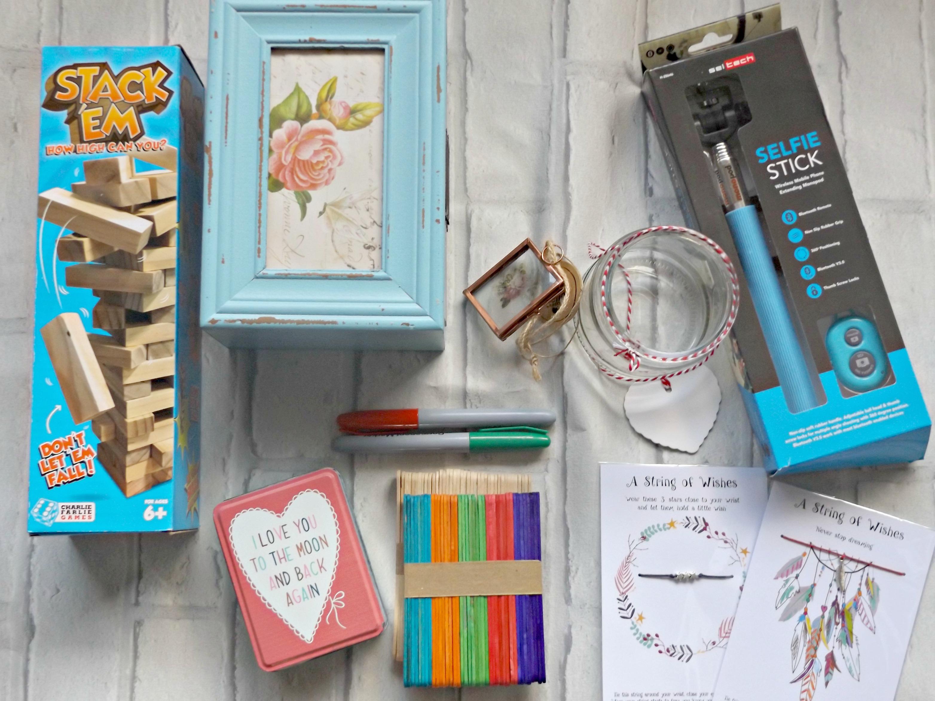 Just Us Date Box - Making Memories