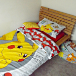 Pokemon Bedding from Character World | Review