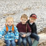 When a Tree Trunk Became a Pirate Ship | Siblings March 2017