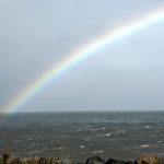 Rainbows over the Sea | My Sunday Photo