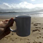 Coffee on the Beach | My Sunday Photo