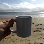 Coffee on the Beach | My Sunday Photo
