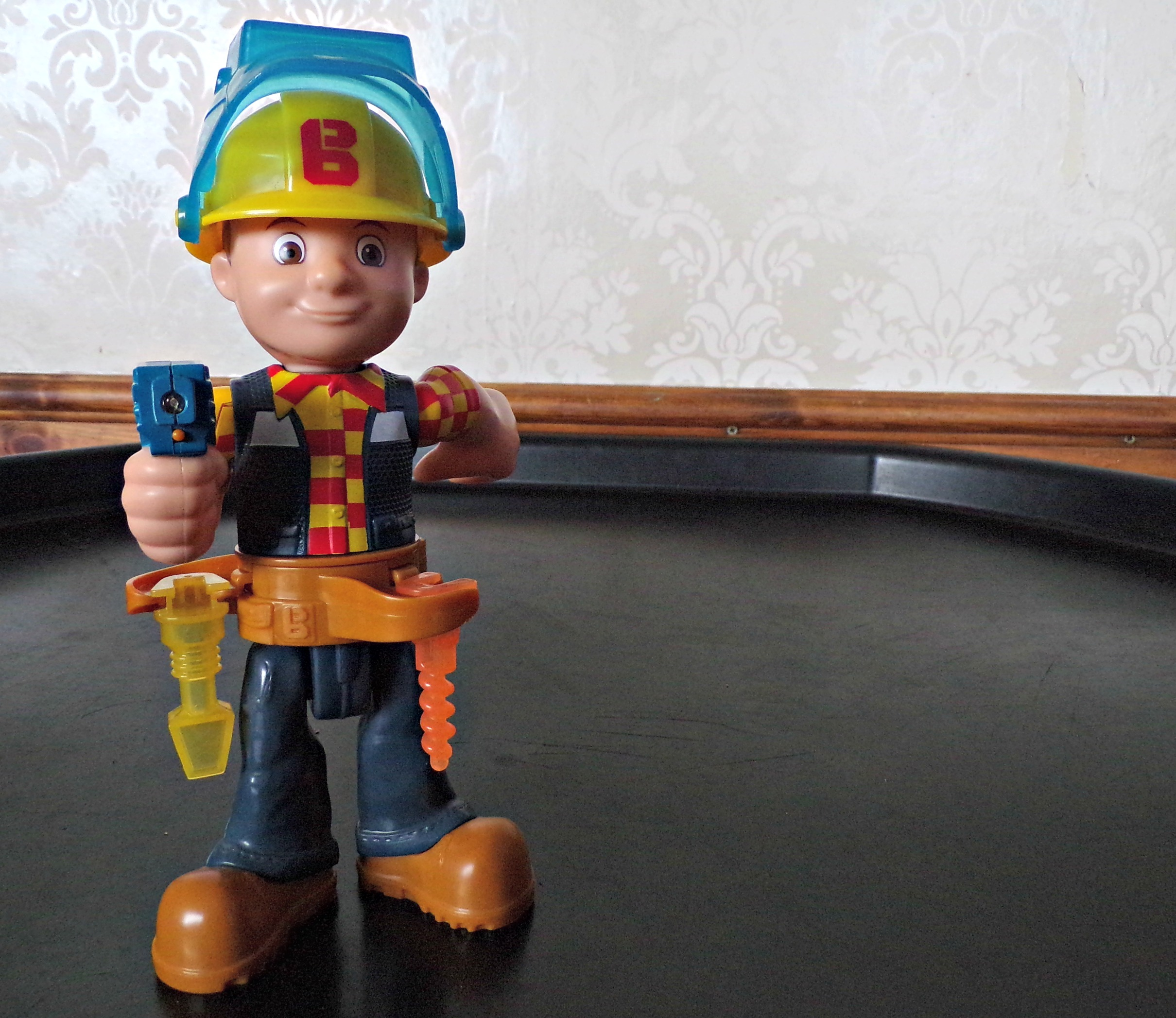 Bob the Builder Switch and FIx