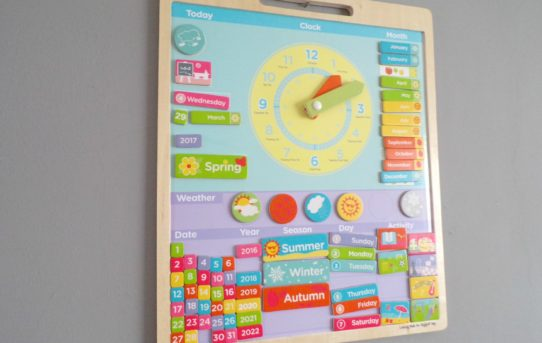 Big Jigs Play Patrol Magnetic Weather Board Review