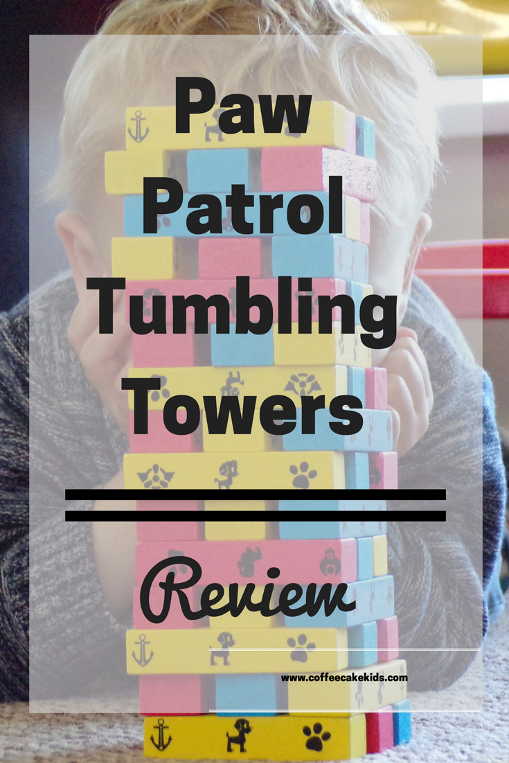 Paw Patrol Tumbling Towers | Review