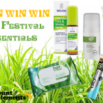 Win a Festival Essentials Kit | Giveaway