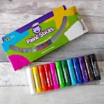 Little Brian Paint Sticks | Review and Giveaway